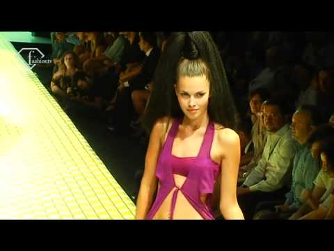 fashiontv | FTV.com - Koton Swimwear Istanbul Fashion Week 2010