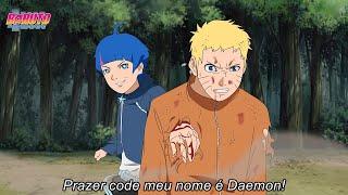Daemon tem o poder Surreal superando Ninjas Lendarios em Português - Capitulo 59
