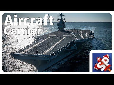 HMS Frantic AC  - Simple Planes  -  Aircraft Carrier Build  -  Pt1