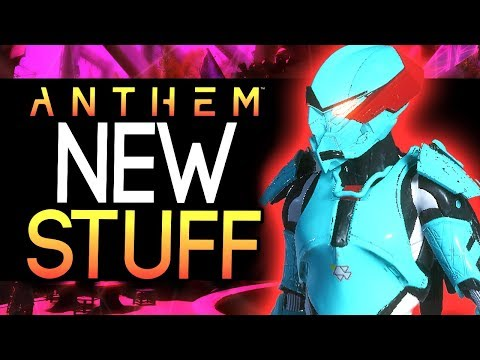 Anthem   New Update - Strongholds Vanity Chests + Legendary Missions!  Text Chat, New World Event!