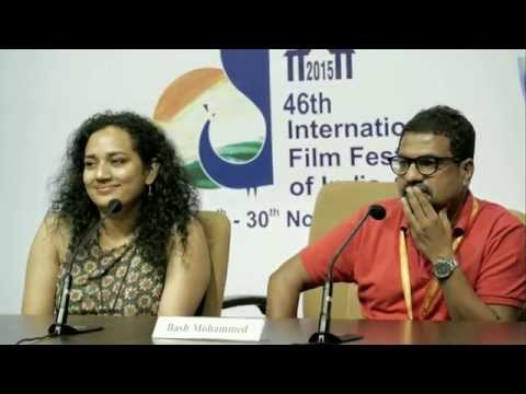 IFFI 2015 Meet the Director Press Conference  (Indian Panorama)