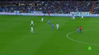 Fernando Marques vs Real Madrid Away 09-10