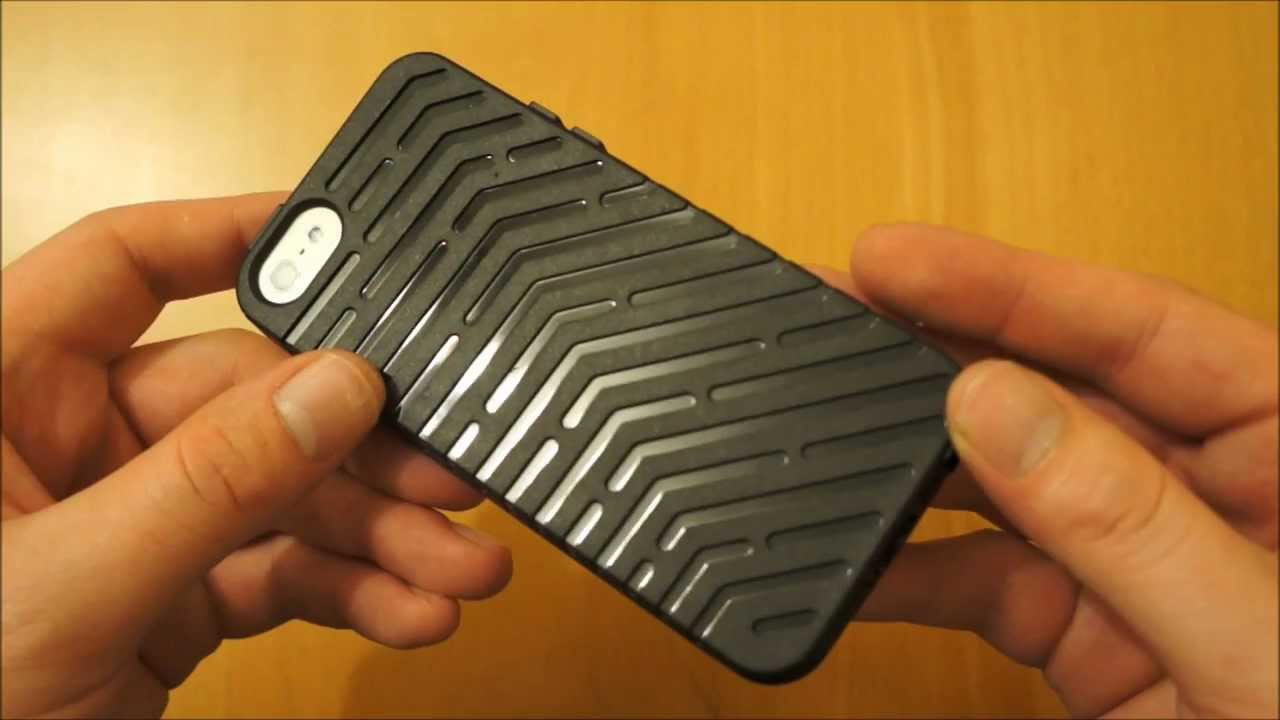new style dc4b6 90d91 Cygnett Vector 3D Tough iPhone 5S / 5 Case Review