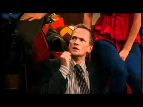 How I Met Your Mother - You Just Got Slapped - Marshall Eriksen feat. Barney Stinson