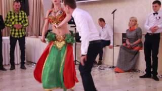 Восточный танец на свадьбу 1.10.16