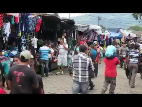 Guatemala Independence Day 2018 - Antigua Market