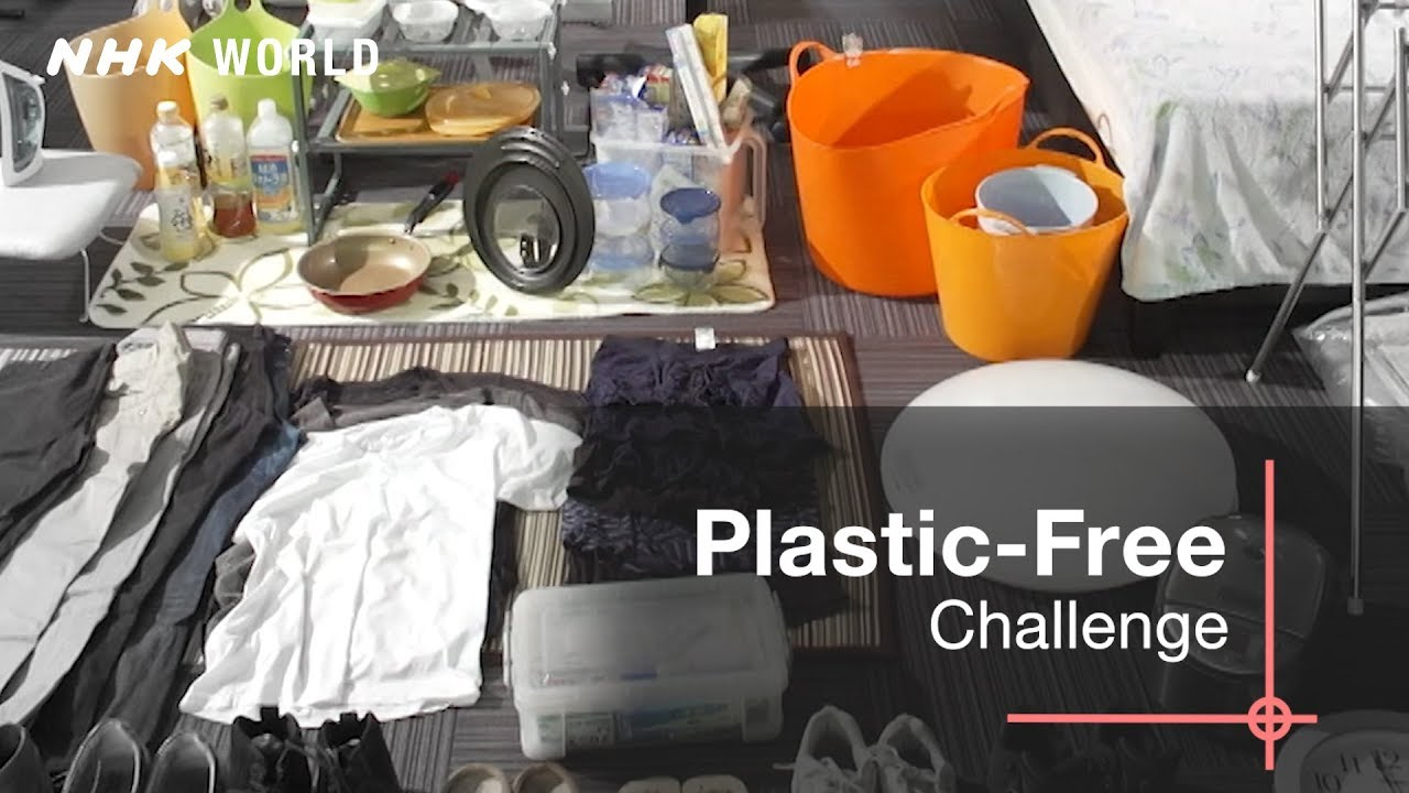 Photo of Plastic-Free Challenge – video