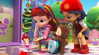 Rainbow Ruby - Best Ruby Episodes Compilation 🌈 Kids Animation & Songs 🎵