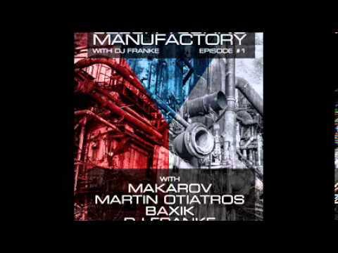 Czech Techno Manufactory with Dj Franke | Episode #1 : Makarov