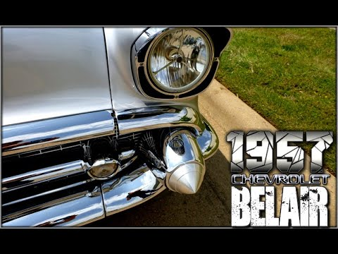 1957 chevrolet belair custom 4 door hardtop for sale youtube for 1957 chevrolet 4 door