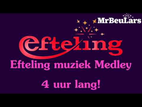 Efteling muziek - Efteling muziek medley (4 uur lang!)