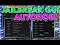 [NEW] ROBLOX | Jailbreak Script GUI Pastebin 2021 | Auto Rob | Kill All, Arrest All | *OP*