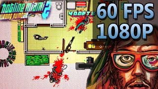 Hotline Miami 2: Wrong Number | PC Gameplay | 60 FPS | 1080P
