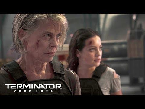 Increíble tráiler final de Terminator: Destino Oscuro