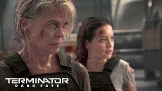 Terminator: Dark Fate (2019) – La Misión de Dani Extended Look - Paramount Pictures