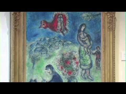 The Nassau County Museum of Art presents: The Art of Marc Chagall