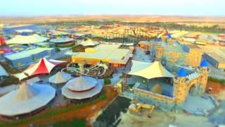 """بالفيديو: جولة في مدينة """"ليغولاند دبي"""" والافتتاح 31 أكتوبر"""