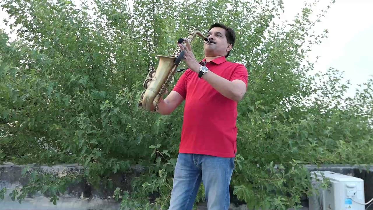 Chalte Chalte Mere Ye Geet Yaad Rakhna Saxophone Cover Dr C B Savita