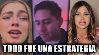 Todo Es Una Estrategia: Desmienten A Daniela Alfaro. Hermanas Zúñiga Cuentan Todo.Tavo No Se Aguantó