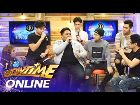 It's Showtime Online: Defending winner from Luzon John Mark Saga