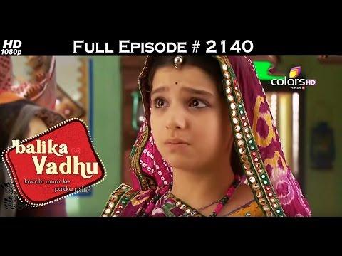 Balika Vadhu - 21st March 2016 - बालिका वधु - Full Episode (HD)