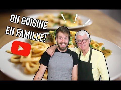 cuisiner-en-famille---omelette-et-nouilles-chinoises