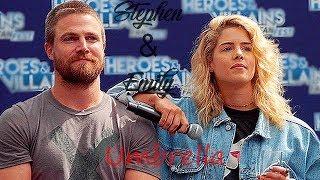 """Emily & Stephen ♥-""""Emily Strong """""""