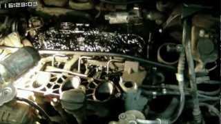 Mercedes Vito 2.2 CDI поломка форсунок