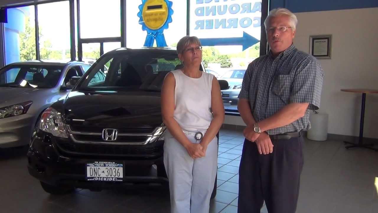 Customer Testimonial : Mr. & Mrs. Warren - Honda CR-V - Ide ...