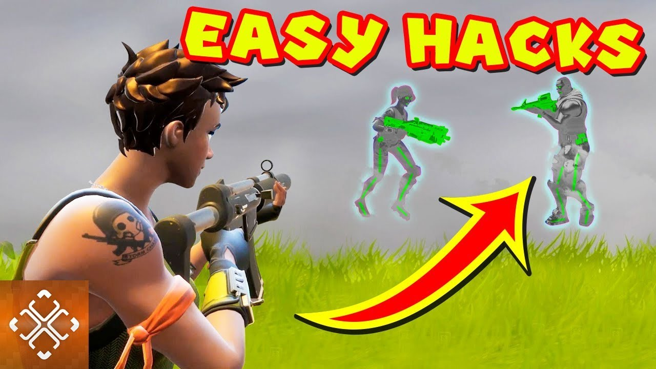 3 Easy Fortnite Hacks To Get You Victory Royale Youtube