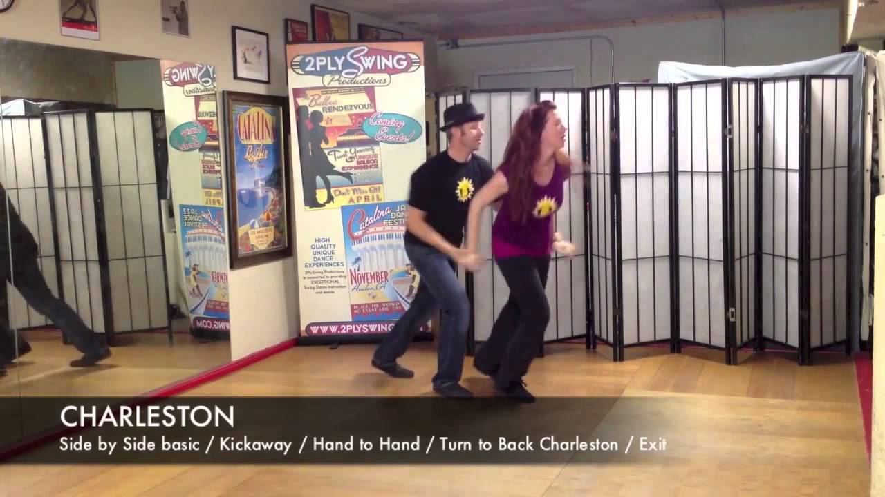 Swing Dance 102 at the Firehouse - What you need to know!