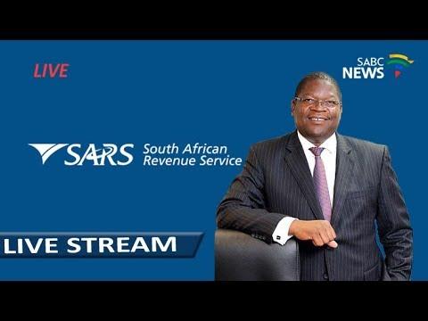 SARS briefs the media on Jonas Makwakwa