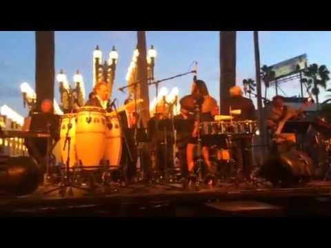 Pete Escovedo Latin Jazz Orchestra (Sweet Baby) Lee Ritenour