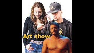 Gambar cover it's7 NEWS -DANDANI AND SARI COOL - FASAD  - SAAD EL MJARRED - ART SHOW