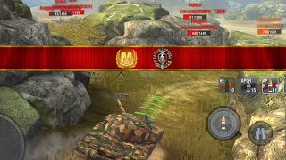 World of Tanks Blitz - Type 59 aced