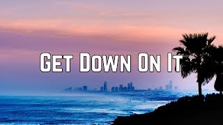 Kool & the Gang - Get Down On It (Lyrics)