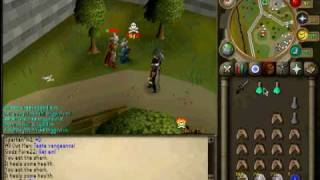 All Out Man PVP Vid 3 D Claws/Whip