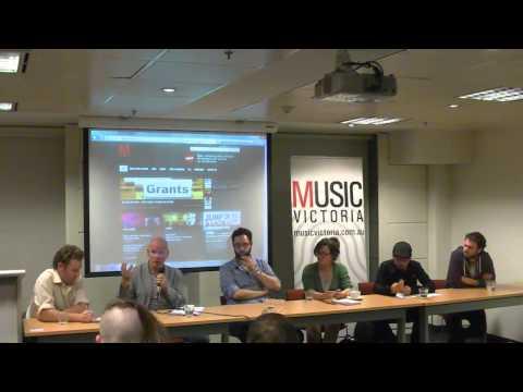 Dollars and Sense - music grants information seminar