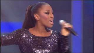 Alexandra Burke - I Wanna Dance With Somebody (Who Loves Me)
