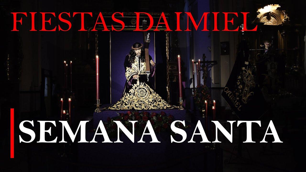 """Veneración y contemplación de Nuestro Padre Jesús Nazareno """"Moraos"""" (DAIMIEL  2021) - YouTube"""