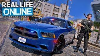 UNDERCOVER ALS SPEZIALEINHEIT! 😱 - GTA 5 Real Life Online