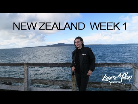 WEEK 1 | ARE YOU READY? | NEW ZEALAND
