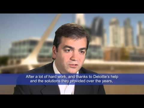 Deloitte Global SAP Practice: Buenos Aires Client Engagement