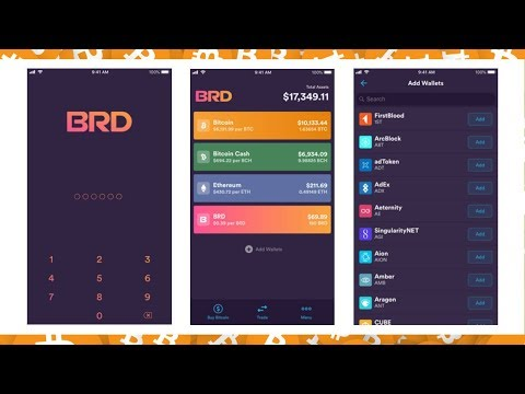 How To Setup & Use BRD Android Mobile Bitcoin Wallet | Walkthrough Tutorial Review
