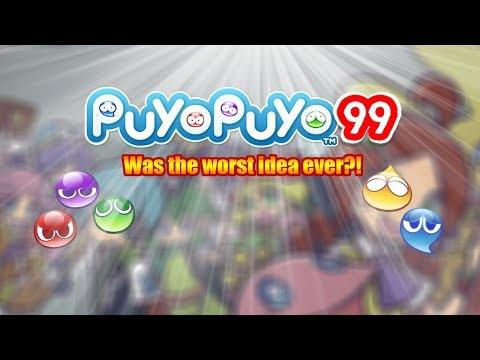 Puyo Puyo 99 Was The Worst Idea... |