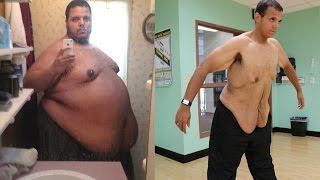 Internet Bully Loses 400 lbs After He Changes His Ways