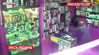 Грабитель за минуту изнасиловал продавщицу секс шопа в Москве