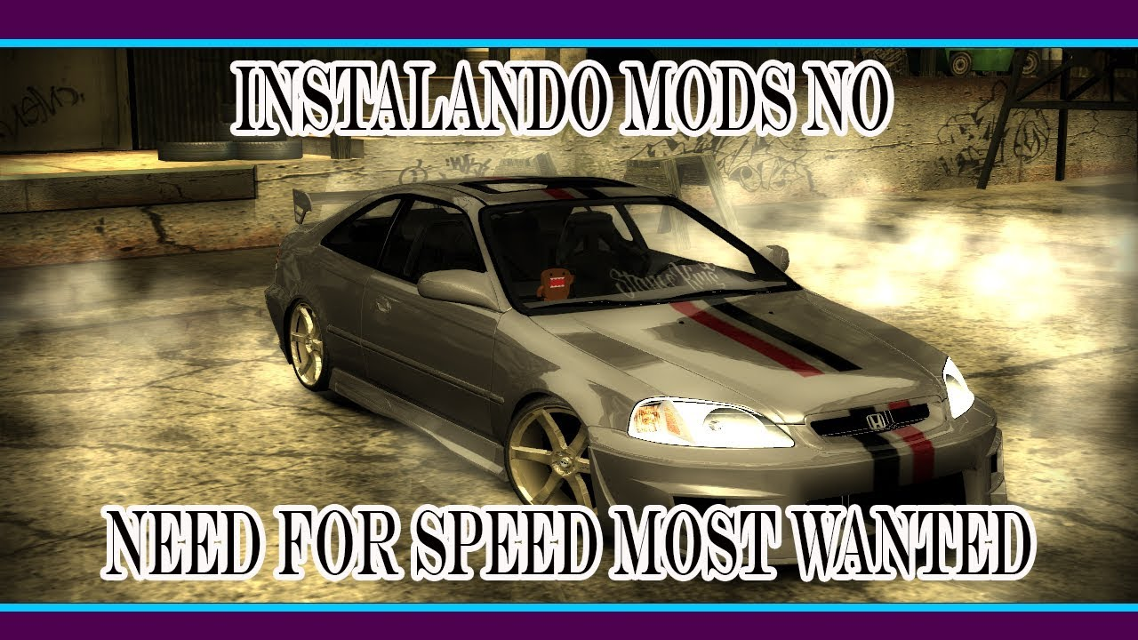 WANTED BAIXAR FOR O CARROS NOVOS MOST PARA NEED SPEED