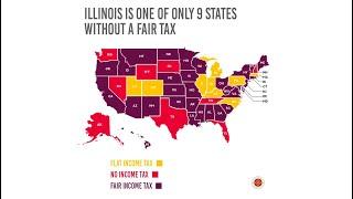 Senate Democrats Monthly Minute: Senators propse a fair tax for Illinois