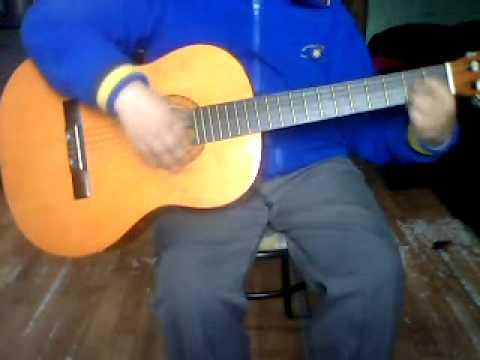Como tocar Guitarra (capitulo 3) La petaquita   Violeta Parra Videos De Viajes